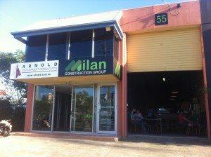 milton office