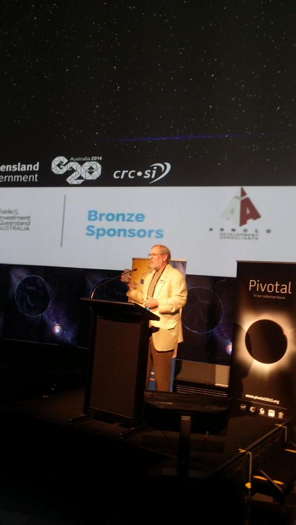 The official launch of Pivotal 2015